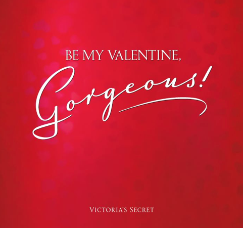 Victoriau0027s Secret Valentineu0027s Day Sweepstakes   HuggyMonster