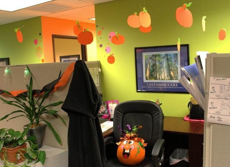 Cubicle Decorations For Halloween Office Cubicles Inspirations - halloween office decorating ideas