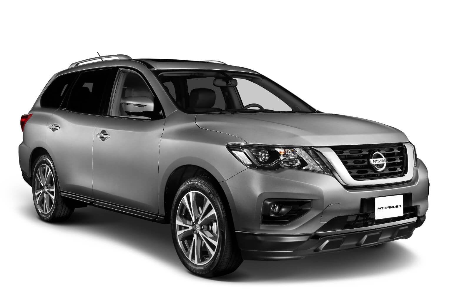 Новый Nissan Pathfinder 20172018 года Ниссан