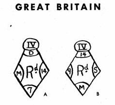 Pottery & Porcelain Marks - Great Britain - Pg. 36 of 38