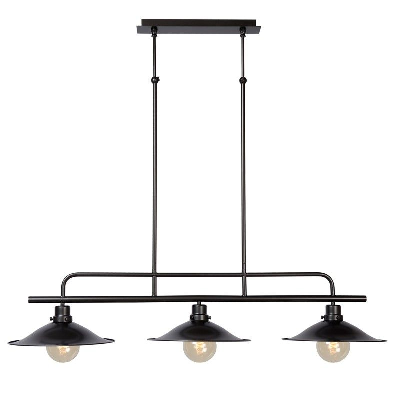 Lucide Laricum 3 Light Bar Ceiling Pendant