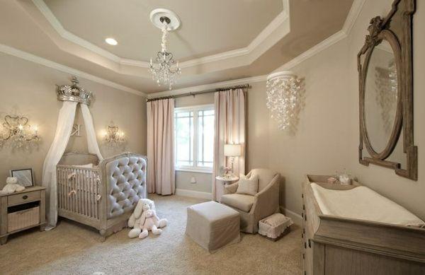 Décoration pour la chambre de bébé fille | Chambre bébé ...