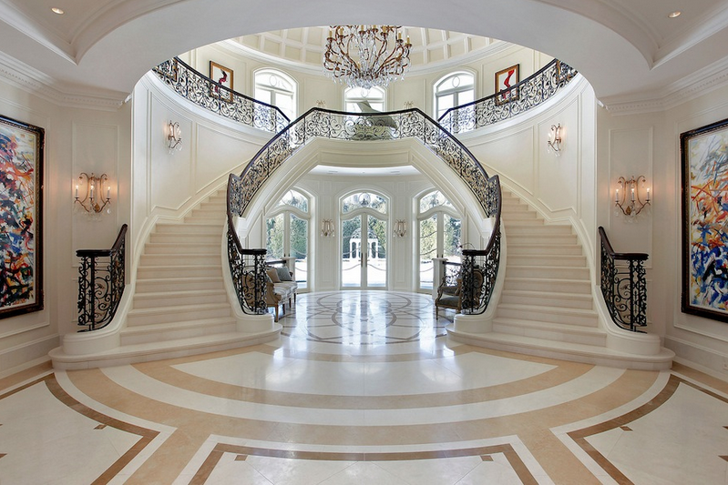 Best Poll Which Grand Double Marble Staircase Do You Prefer 400 x 300