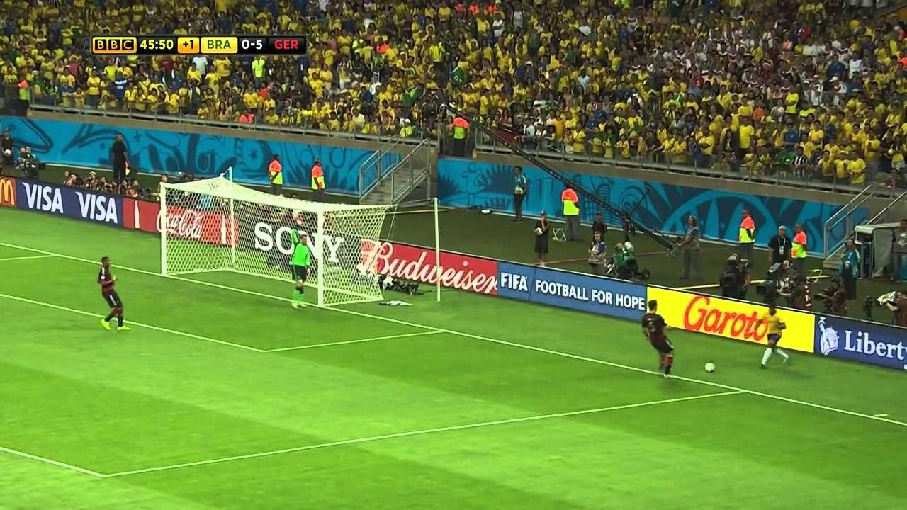 Brazil Vs Germany Full Match Fifa World Cup 2014 Brazil Vs Germany World Cup 2014 Fifa World Cup