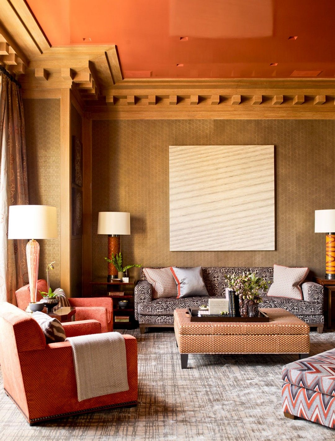 9 Best Ceiling Types For Every Home in 2020 | Fall living ...
