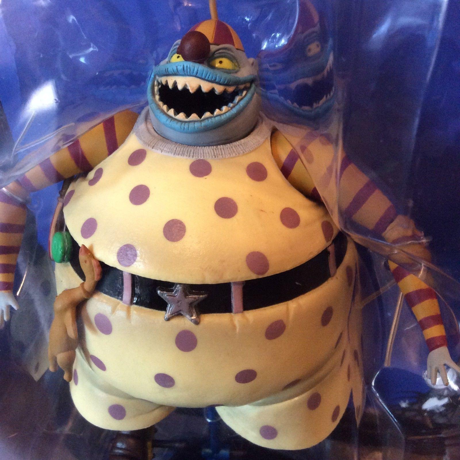 Nightmare Before Christmas Tim Burton Clown Jumbo Tear Away Reel