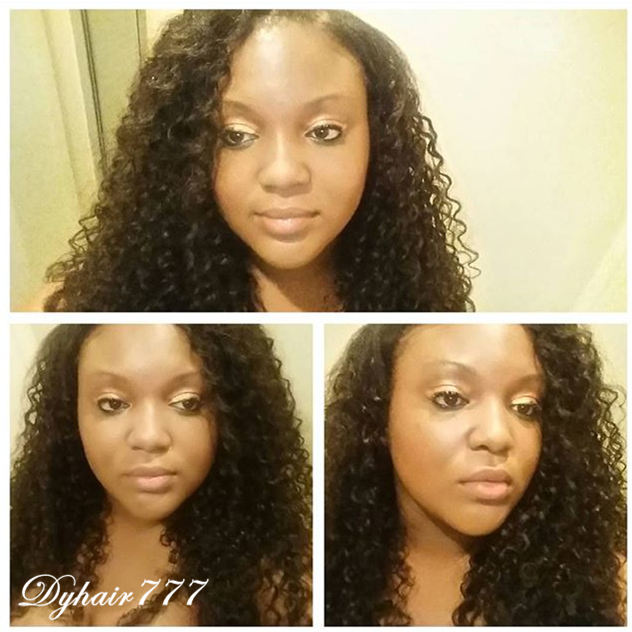 Dyhair777 Hair Info Royal Brazilian Deep Curly 18 20 22 24 The So
