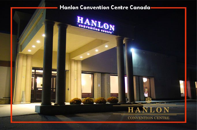 #ConventionCentreinCanada #HanlonConventionCentre