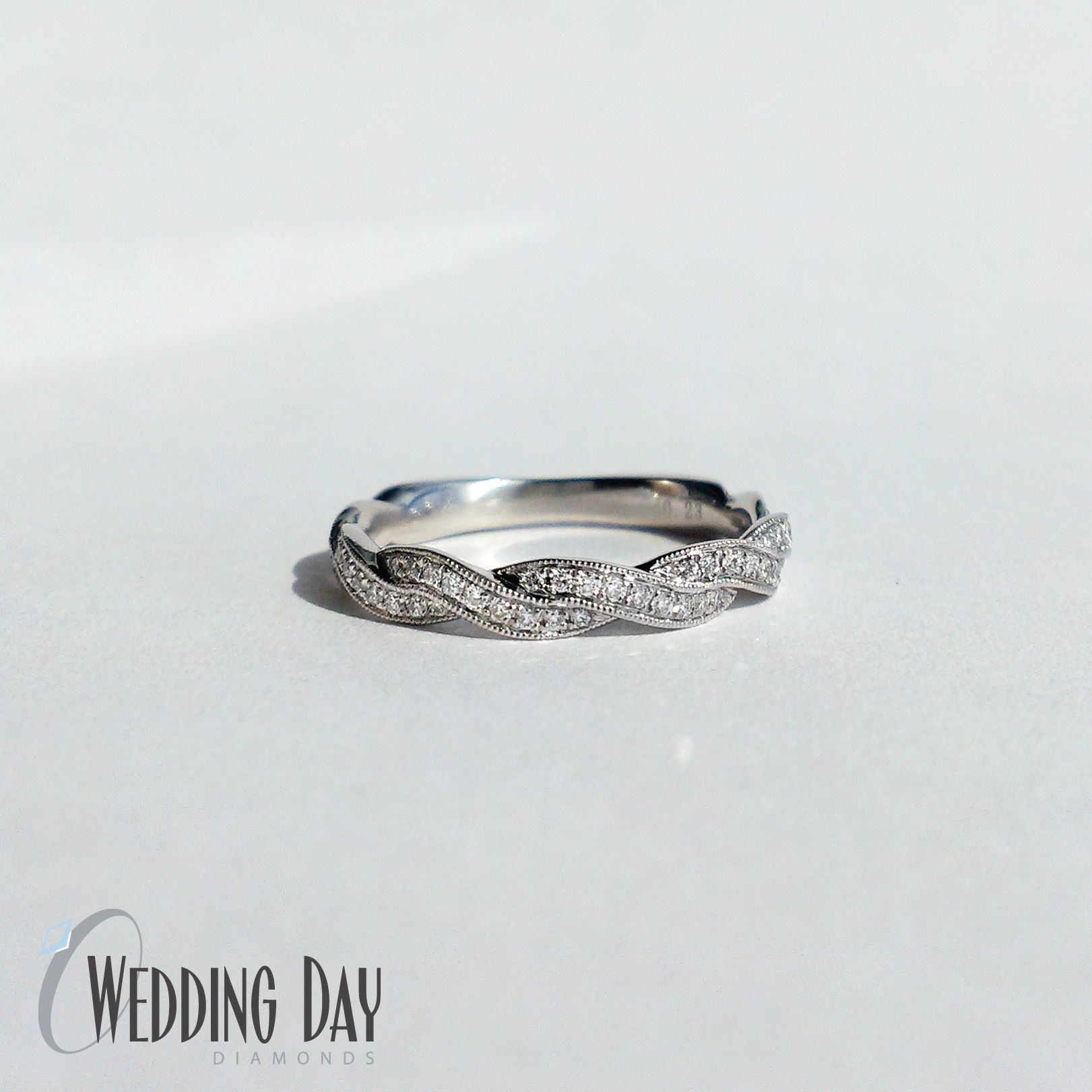 love this braided wedding band from simong recently created