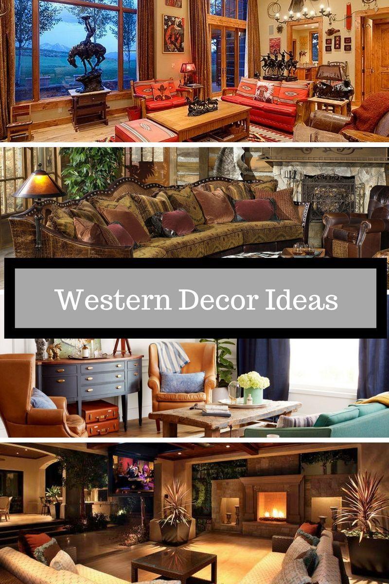 Pin On Living Room Design Ideas #western #theme #living #room