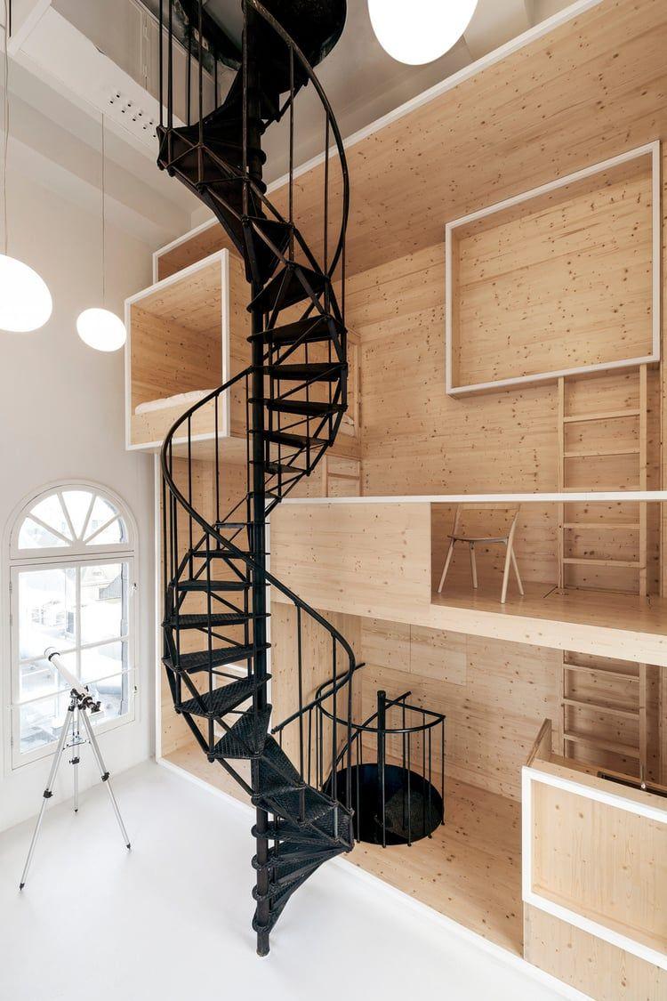 Innenfarbe im haus room on the roof  i interior architects  s t e p b y s t e p