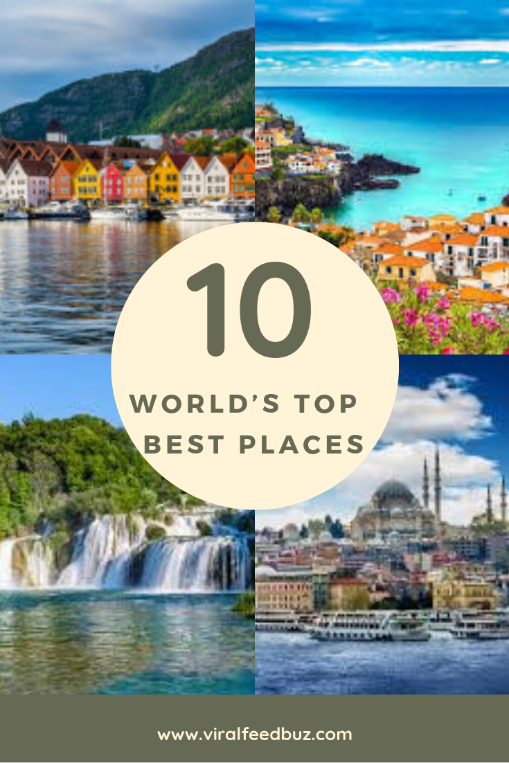 World S Top 10 Best Places To Visit In 2018 19 Cool Places To Visit Places To Visit South Pacific Travel