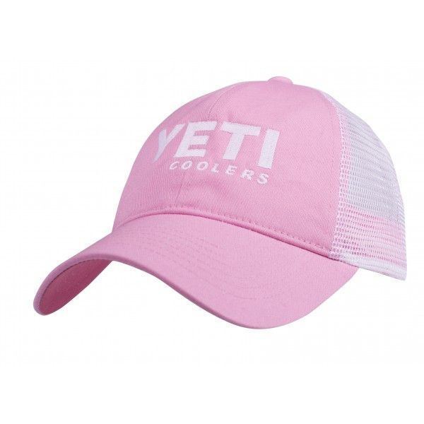 Trucker Hat in Pink by YETI  051a97ae97d