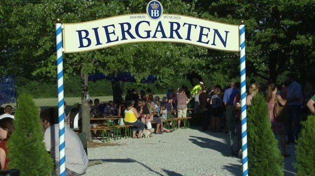 Beer Garden opens in Estabrook Park | Milwaukee, WI | Pinterest ...
