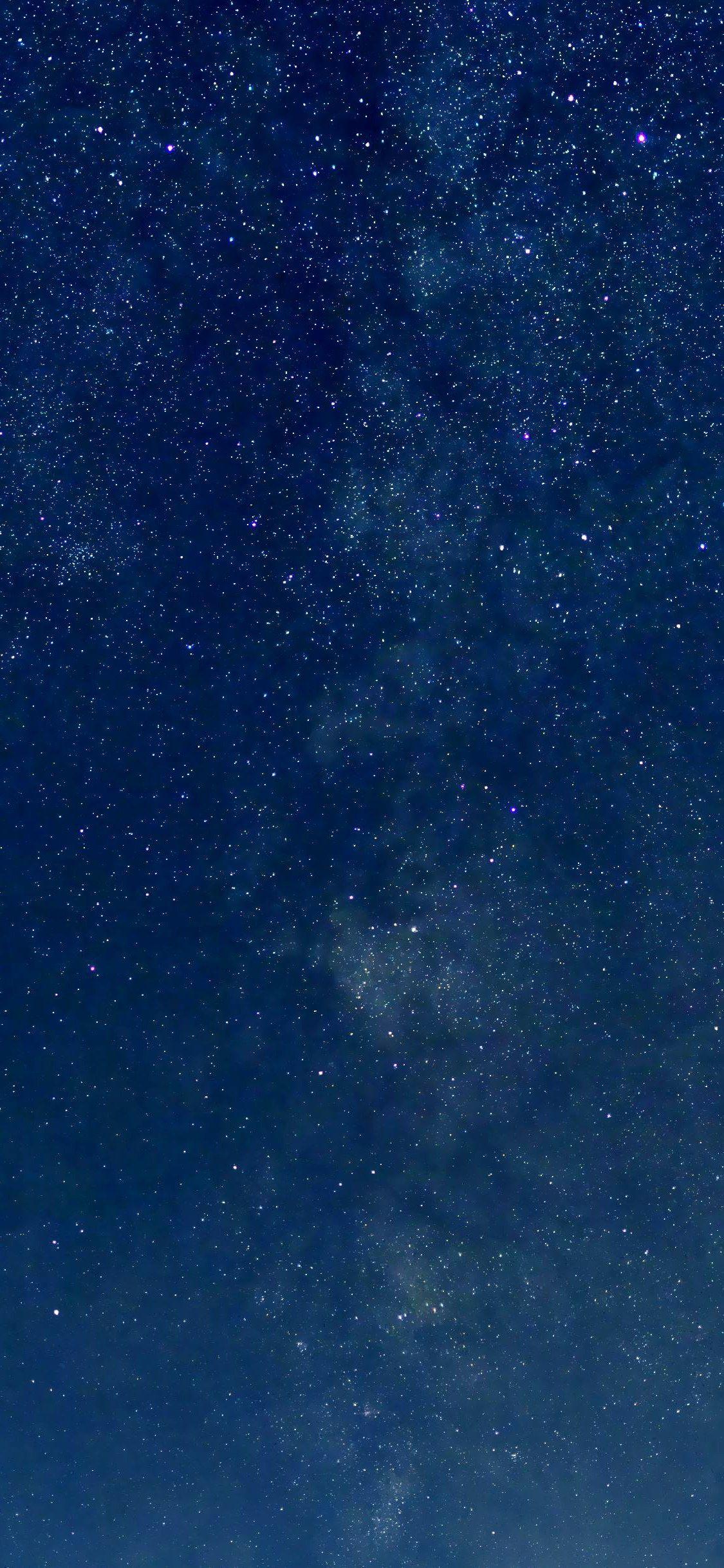 Iphone Xs Ma Wallpaper Milky Way Stars Blue Summer Night Sky Hd Hd Night Sky Hd Sky Hd Night Sky Wallpaper