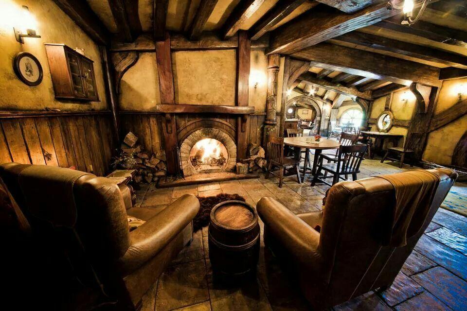 The Green Dragon Inn