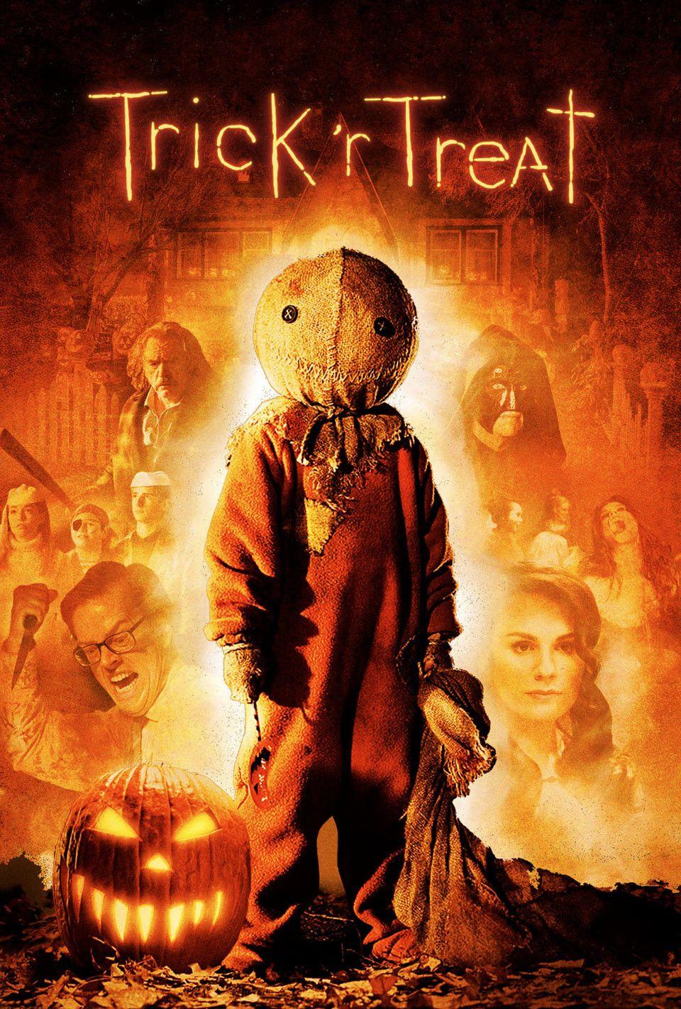Read the Trick 'r Treat (2007) script written by Michael