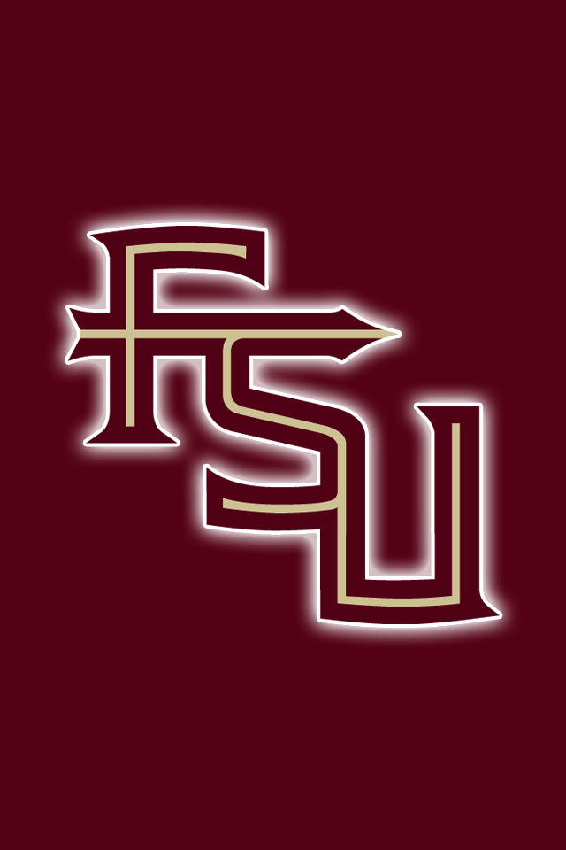 Free Fsu Seminoles Iphone Wallpapers Install In Seconds 21 To Choose From For Every Model Of Iphone Fsu Seminoles Football Florida State Seminoles Fsu Logo