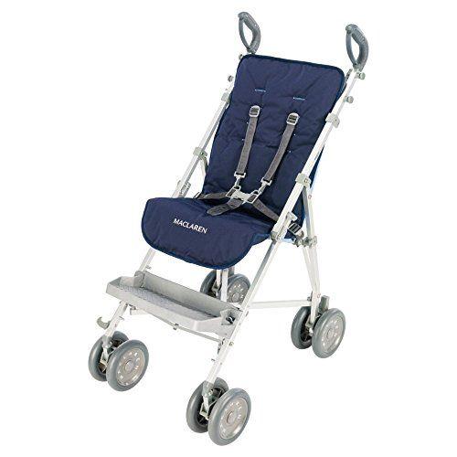 multicolor Maclaren Major Elite Colchoneta para silla de paseo