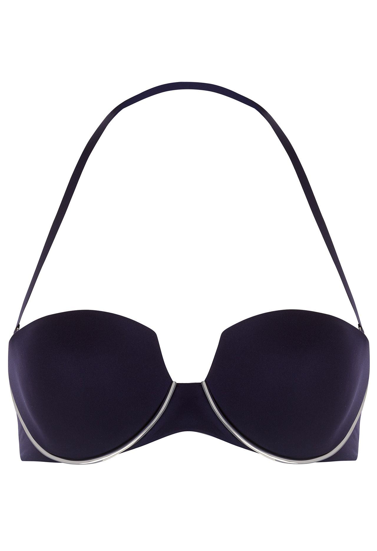 La Perla Wired Bandeau Bikini Top