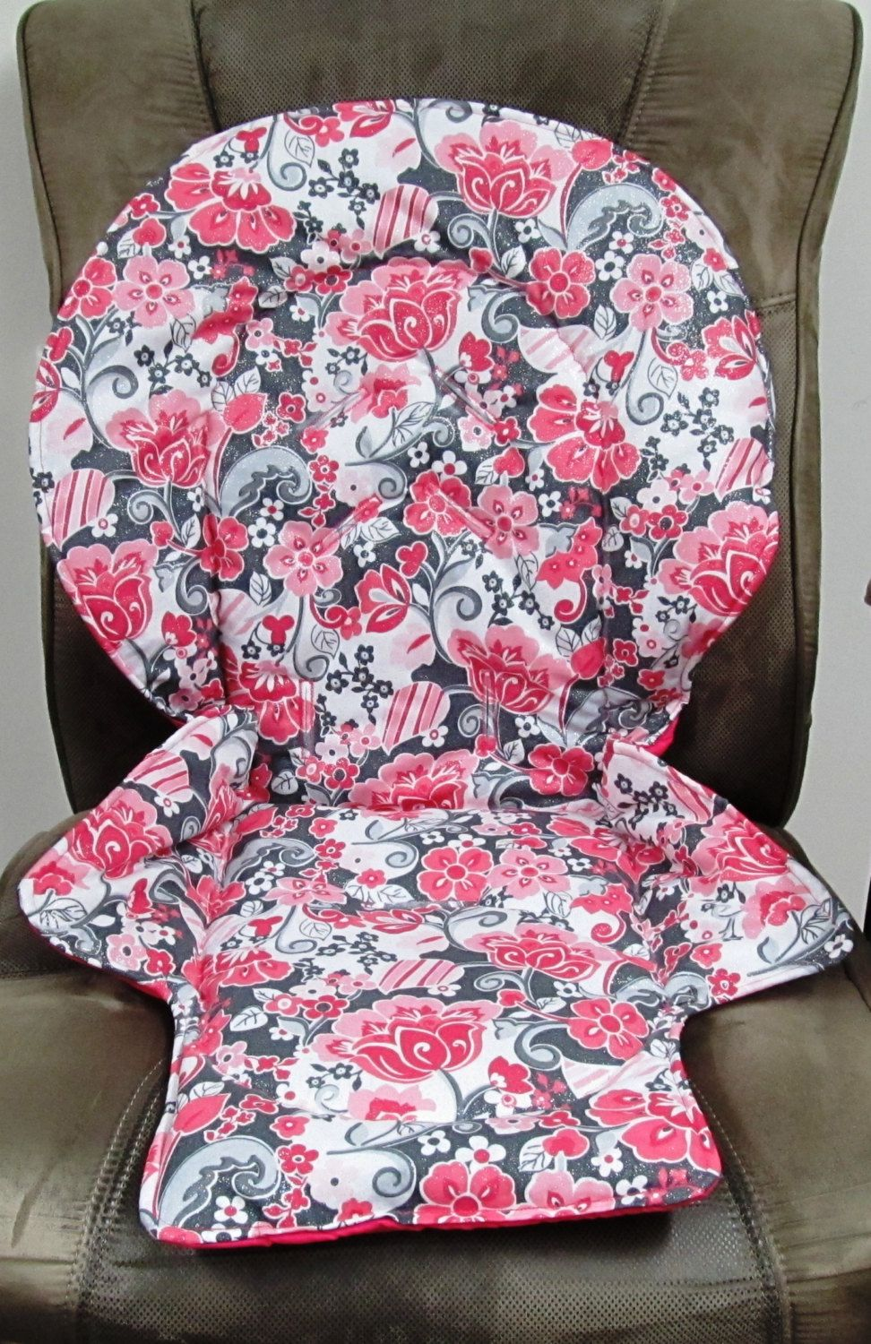 Baby Trend Replacement Cover High Chair Pad Accessory Cushion Kids And Feeding Custom Sparkling Rose By Sewingsilly