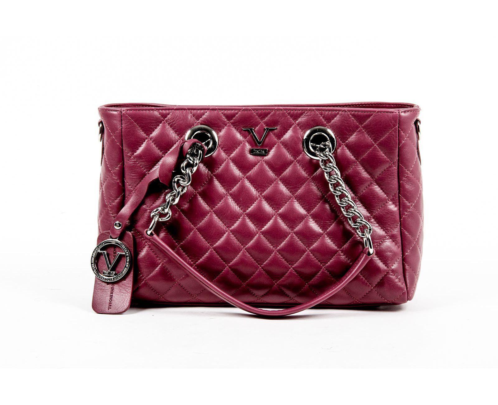 c3f8b038f1ca Versace 19.69 Abbigliamento Sportivo Srl Milano Italia Womens Handbag V011  S PLUM