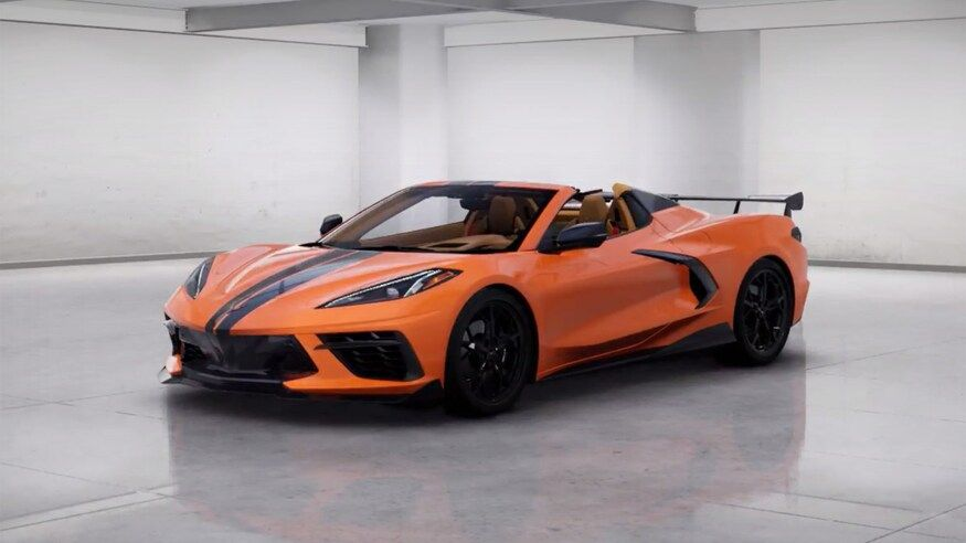 2020 C8 Corvette Convertible Here S How We D Build Ours
