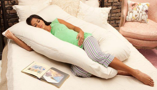 Molde para hacer una almohada para embarazada | Almohadas