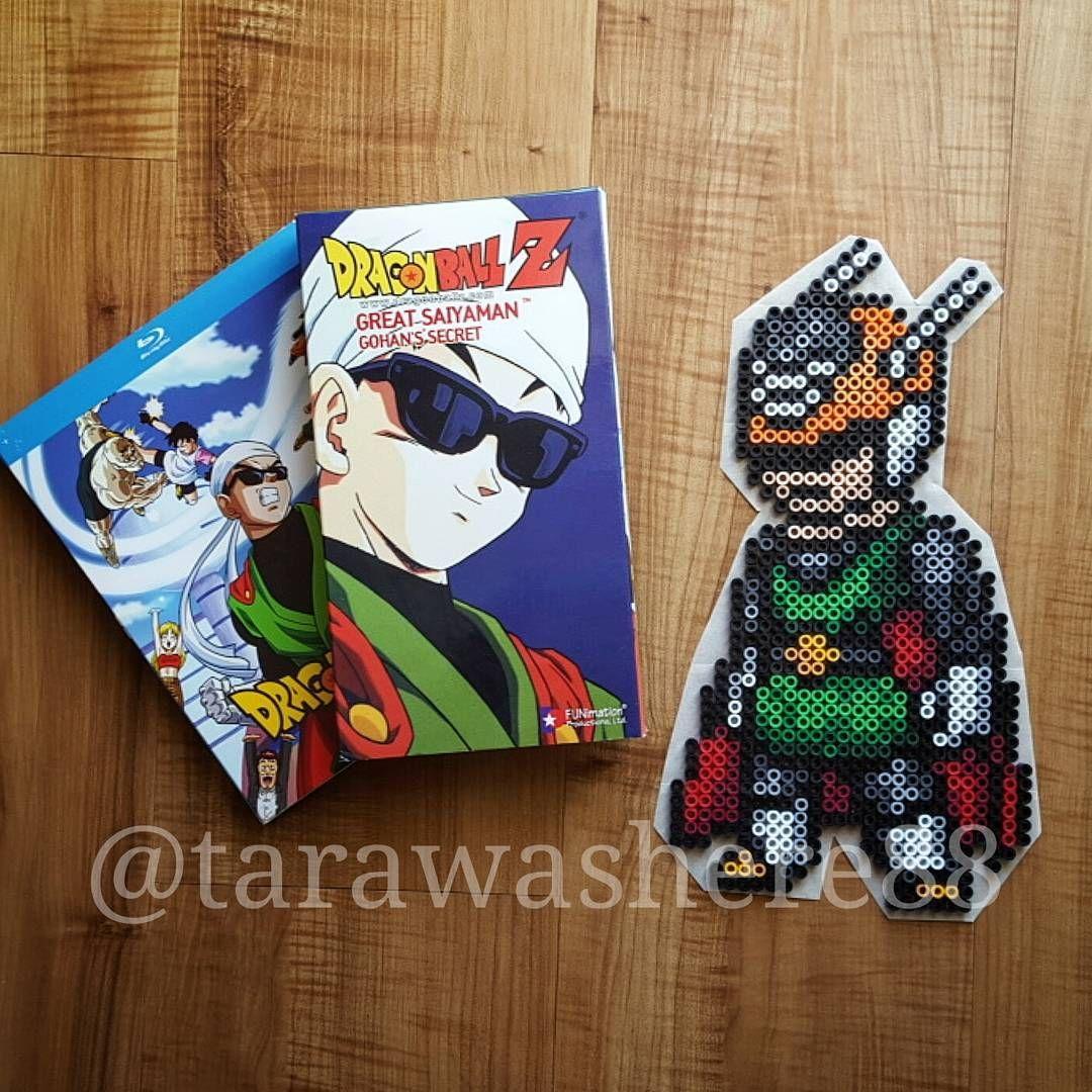 The Great Saiyaman Dbz Dragonball Dragonballz Goku Vegeta