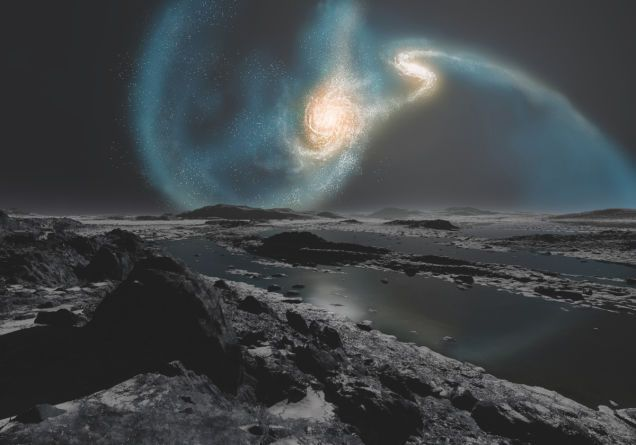 What Will Happen When The Sun Dies Andromeda Galaxy Planets