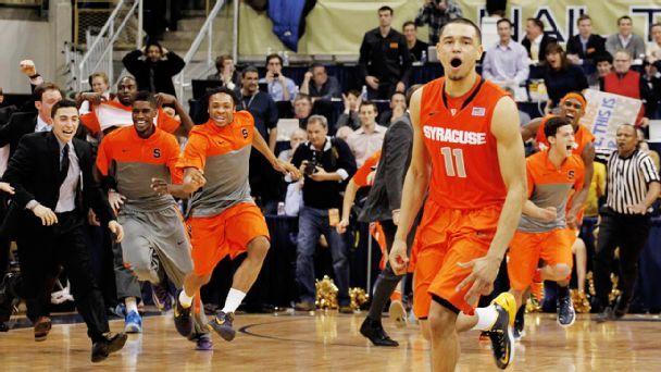 Tyler Ennis College Basketball Teams Basketball Syracuse Basketball
