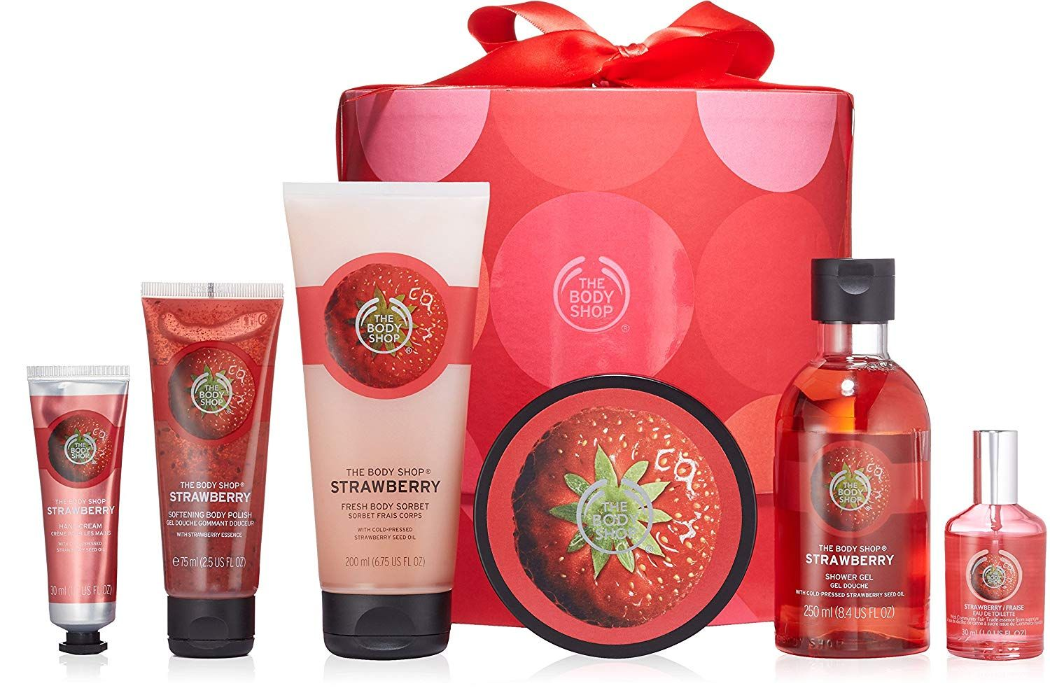The Body Shop Strawberry Deluxe Gift Set for just 40