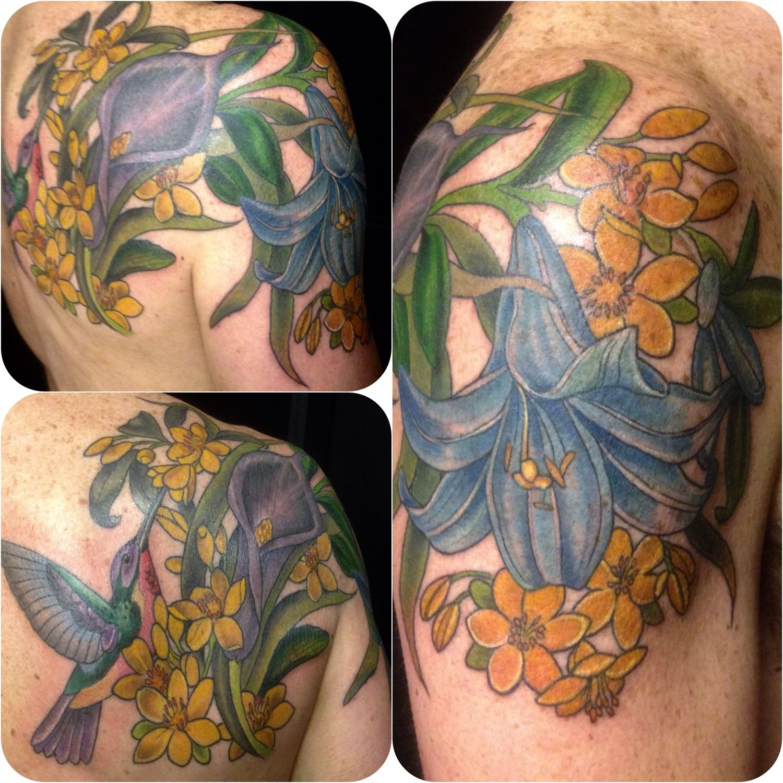 Katie Davis — Salvation Tattoo Gallery