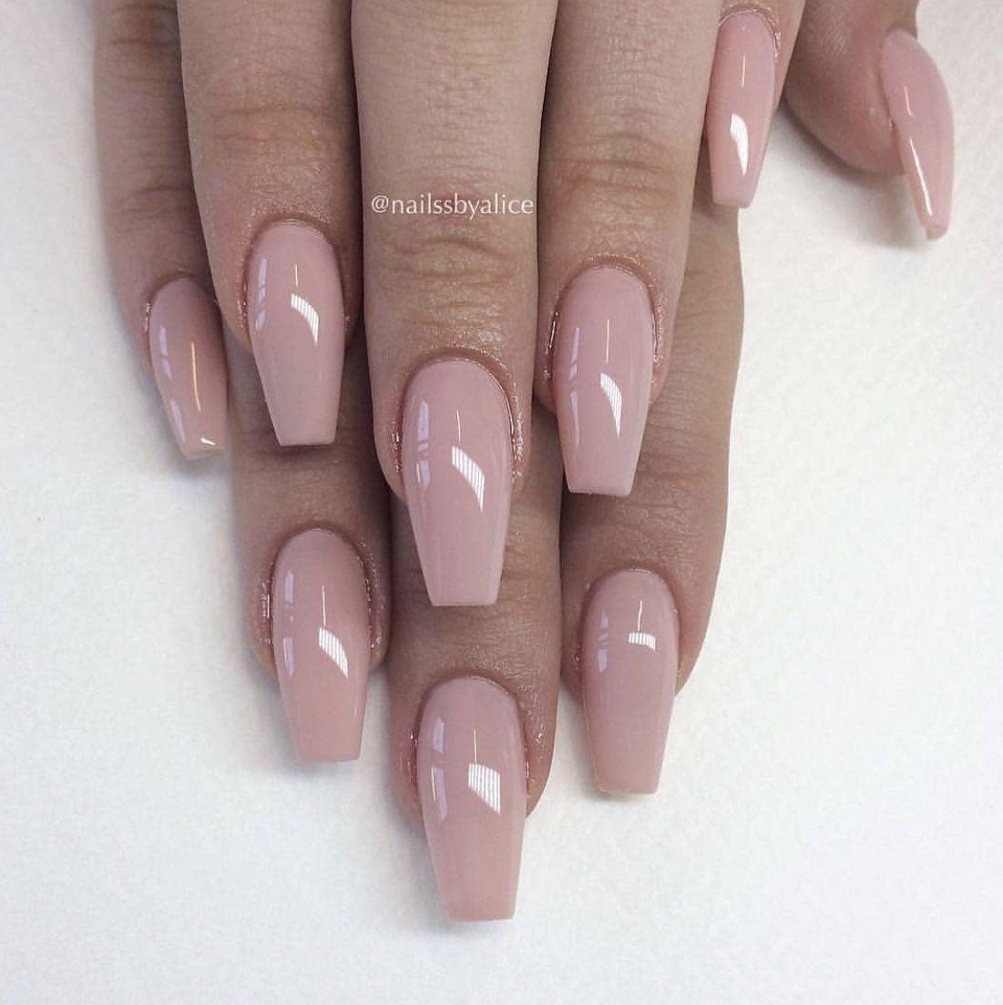 Full Frontal Fingernails: My Naked Nails