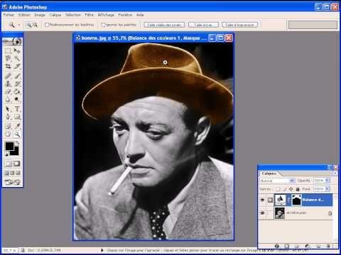 Comment Coloriser Une Image Ou Une Photo Noir Et Blanc Avec