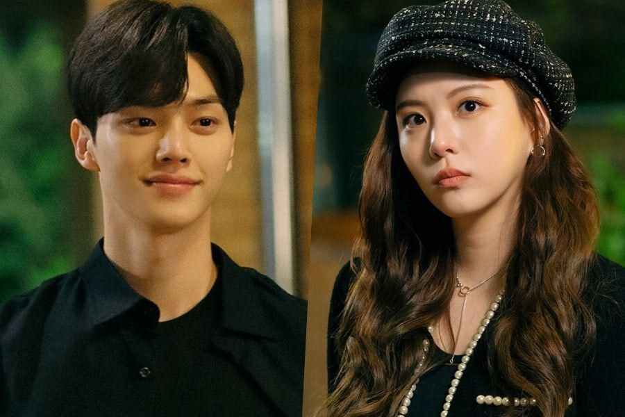 """Song Kang Gazes Sweetly At His Ex-Girlfriend Lee Yul Eum In """"Nevertheless"""""""