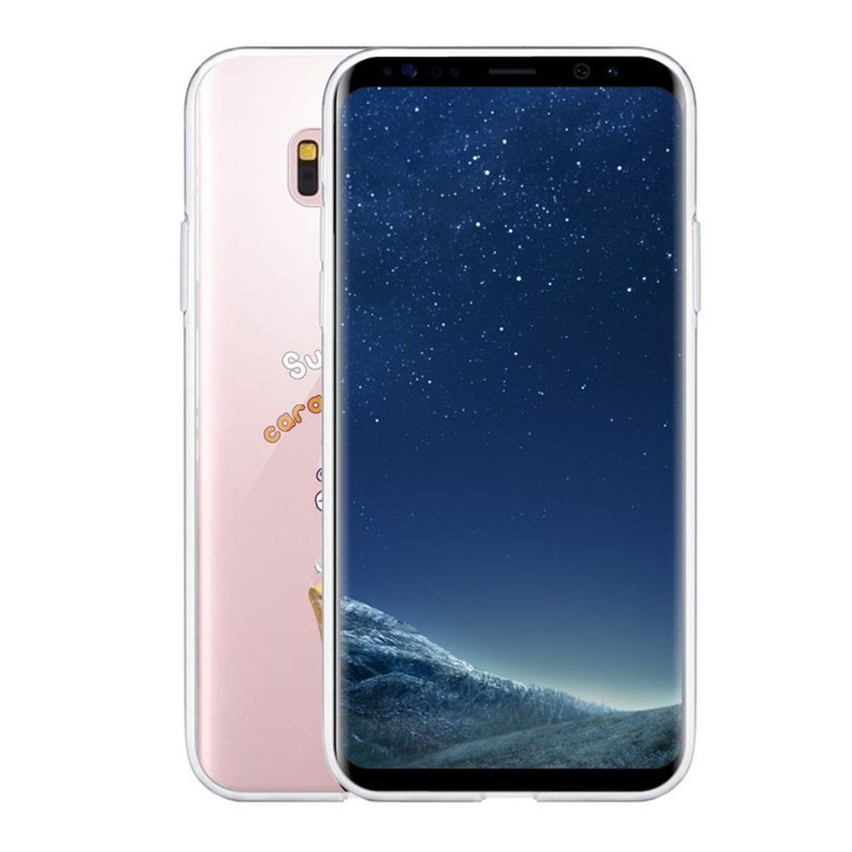 Coque 360 Samsung Galaxy S8 360 Integrale Transparente