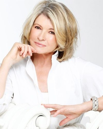 Can you believe that Martha Stewart is 73 years old? As the founder of Martha Stewart Living Omnimedia, she is a household name synonymous with home décor, cooking and many other home projects. Apart from writing numerous bestselling books and hosting TV shows, Martha is also the publisher of her Martha Stewart magazine and is showing no signs of slowing down!