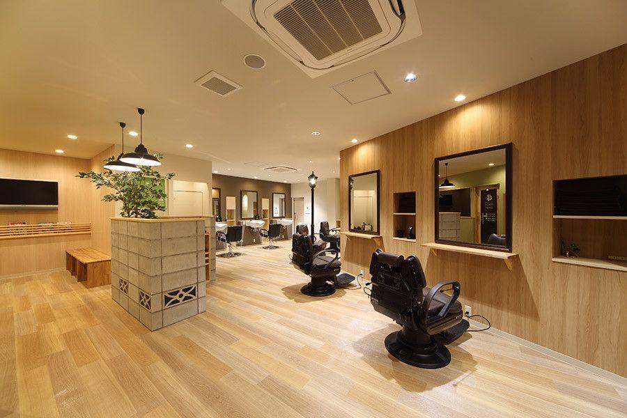 粋な職人技の光る床屋、オトコノトコヤサムネイル