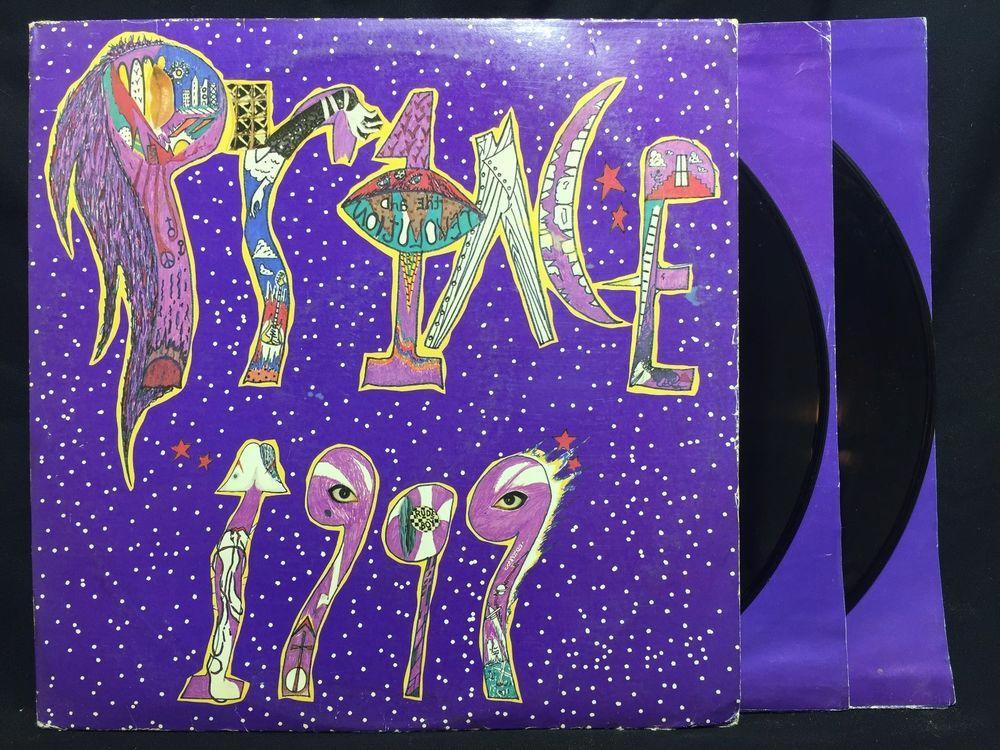 Prince 1999 Original Gatefold Lp Vinyl Record Vinyl Records Lp Vinyl Vinyl
