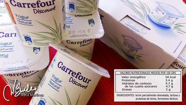 Yogures Permitidos Dieta Dukan Lista Compra Dukan Dieta Dukan