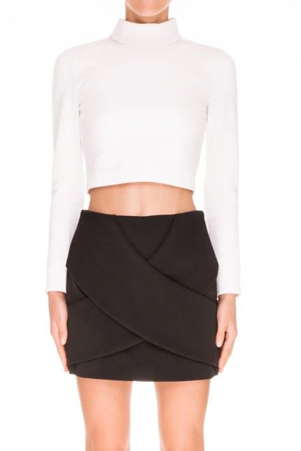Cameo The Label | Unfolds Skirt | Black | $149.95 | BNKR | Shop Cameo | LOW STOCK |
