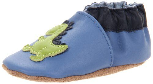 Robeez Soft Soles Dino Crib Shoe (Infant/Toddler) Robeez. $17.99. leather. Imported. Fit: True to Size. Upper: Leather. Leather sole. Outsole: Suede