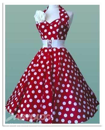 Сшить платье стиляг своими руками 13
