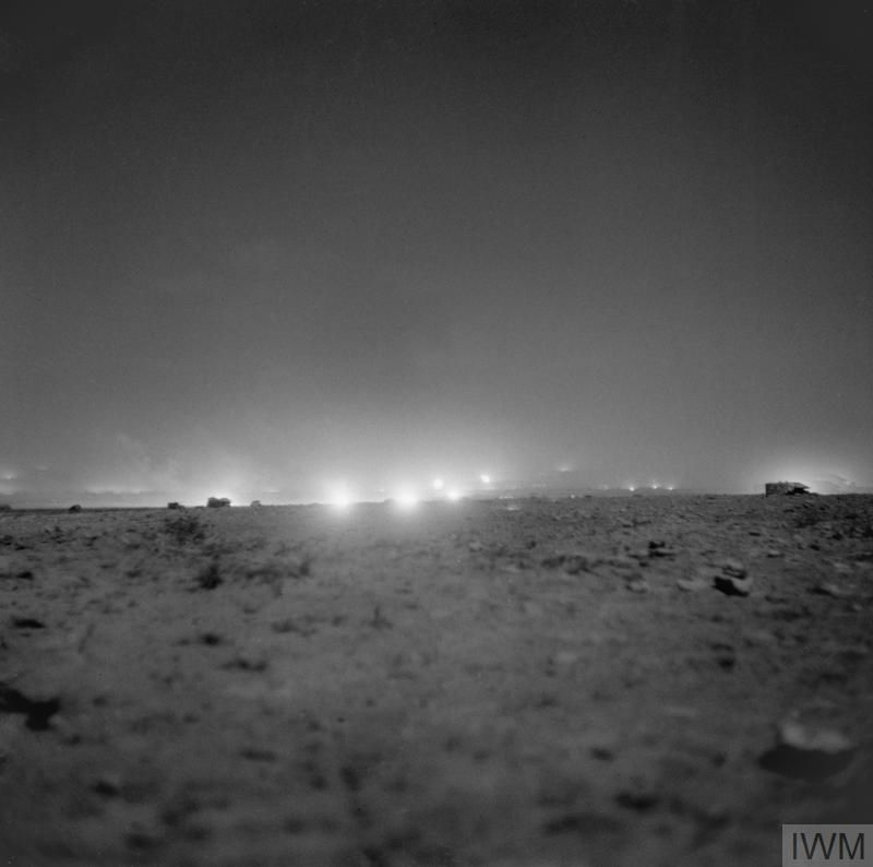 3 Squadron History WW2 - After Alamein to 1945