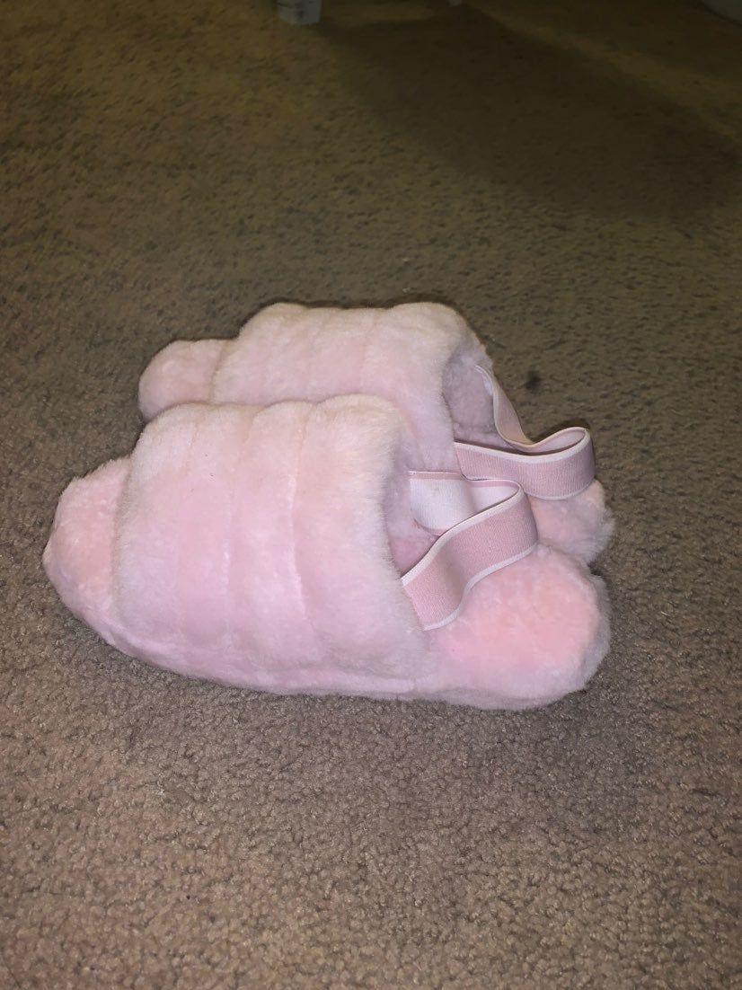 seashell pink FLUFF YEAH! NO LOGO!!! on
