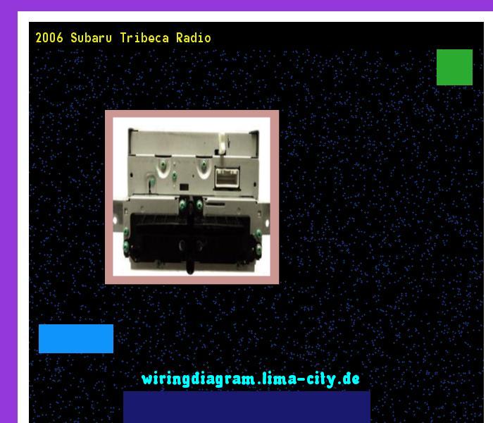 2006 subaru tribeca radio wiring diagram 17495  amazing