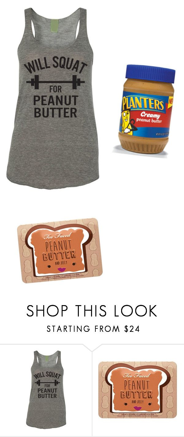 """Untitled #306"" by mule2012 ❤ liked on Polyvore featuring Too Faced Cosmetics"