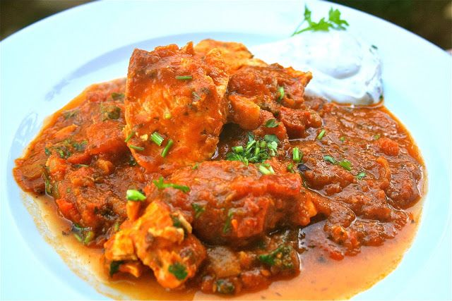 Johnnys Kitchen Punjabi Chicken Vindaloo Gastromomia Pinterest