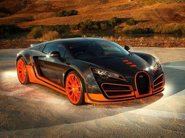 Rendered Bugatti Veyron Successor Bugatti Veyron Bugatti Chiron Bugatti